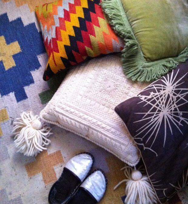 Vibrantes textiles
