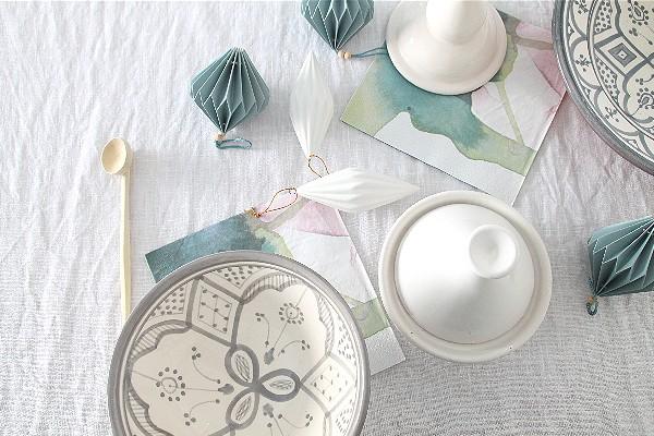 cerámica y sorteo